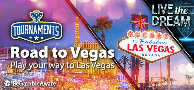 Live The Dream: Road To Vegas