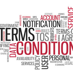 Wagering Requirements Terms and Conditions