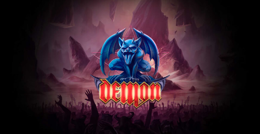 Demon Online Slot by Play 'n Go