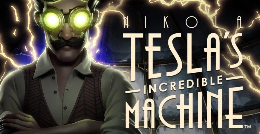 Nikola Teslas Incredible Machine Online Slot by Yggdrasil