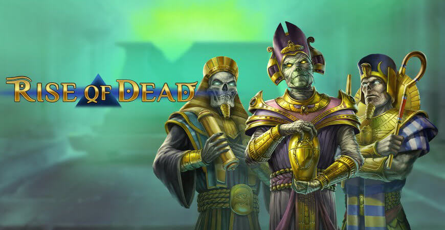 Rise of Dead Online Slot by Play n Go