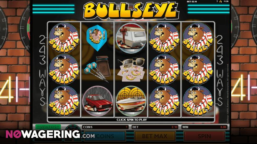 Bullseye Online Slot Game
