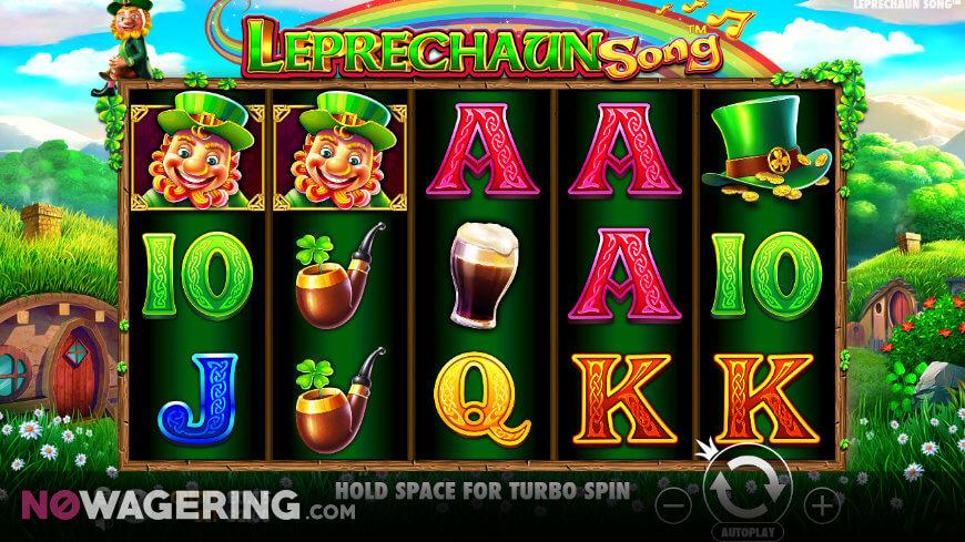 Leprechaun Song slot game