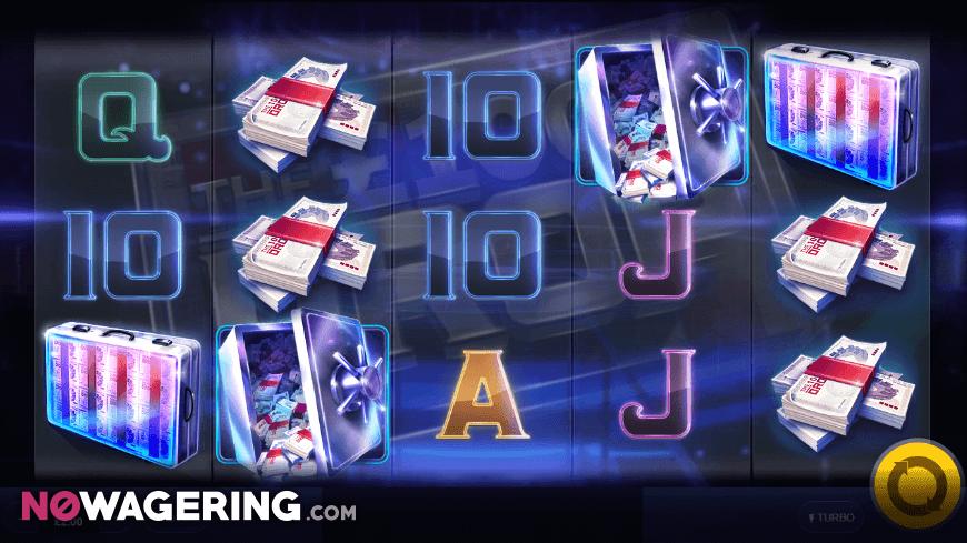 The 100k Drop Online Slot Game