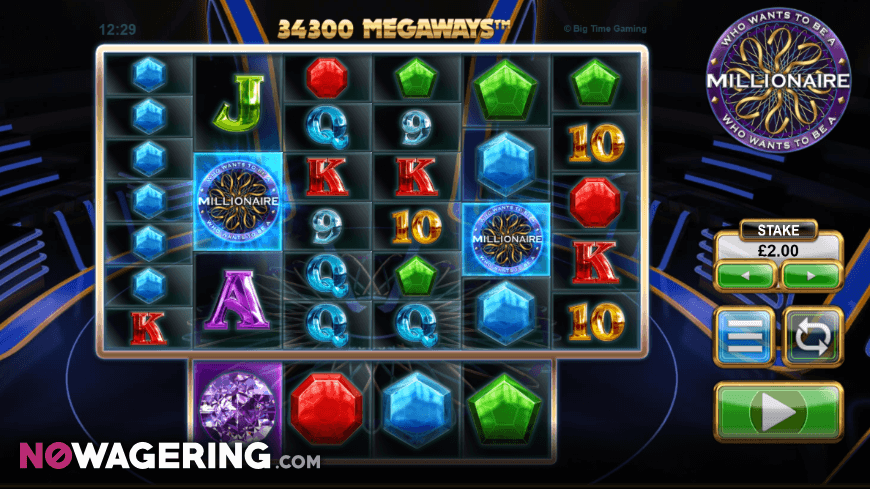 Who Wants To Be A Millionaire Megaways Online Slot