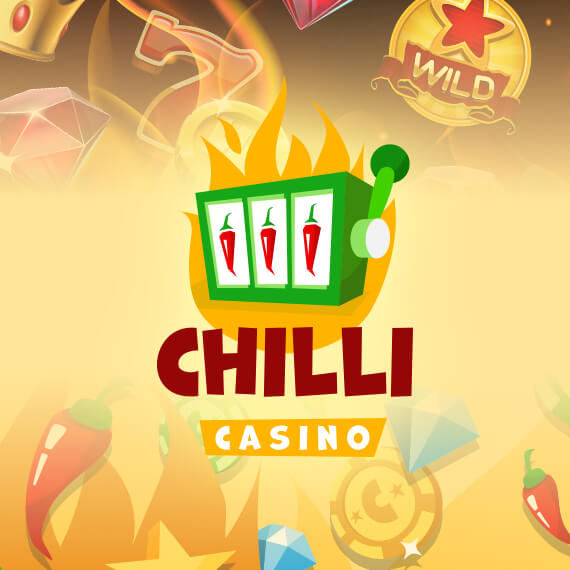 Chilli Casino Welcome Pack Banner
