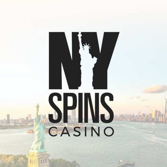 NY Spins Welcome Offer Logo