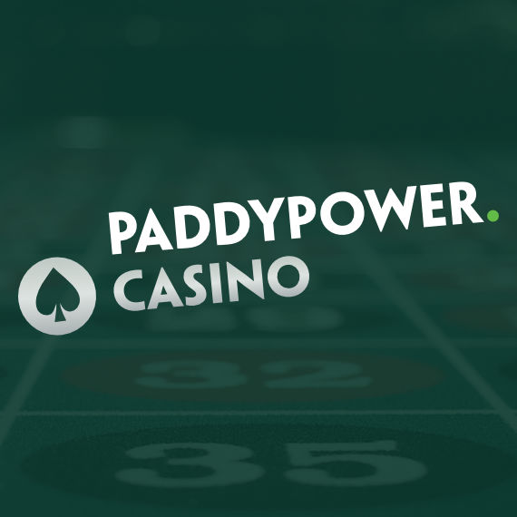 Paddy Power Casino Welcome Bonus Banner