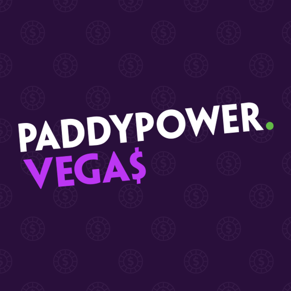 Paddy Power Vegas Welcome Bonus Banner