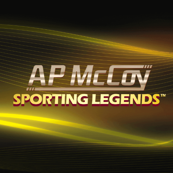AP McCoy: Sporting Legends Logo
