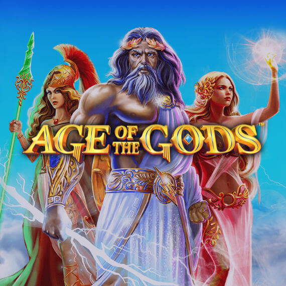 Age of the Gods by Playtech Logo
