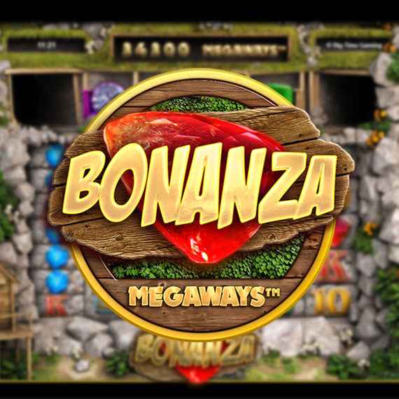Bonanza Megaways (Megaways) by Big Time Gaming Logo