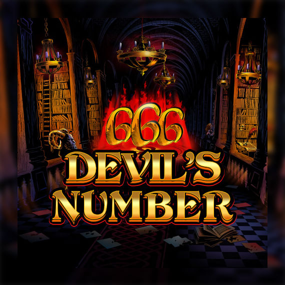 Devil's Number by Red Tiger Logo