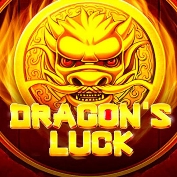 Dragon's Luck by Red Tiger Logo