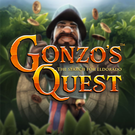 Gonzo's Quest by NetEnt Logo