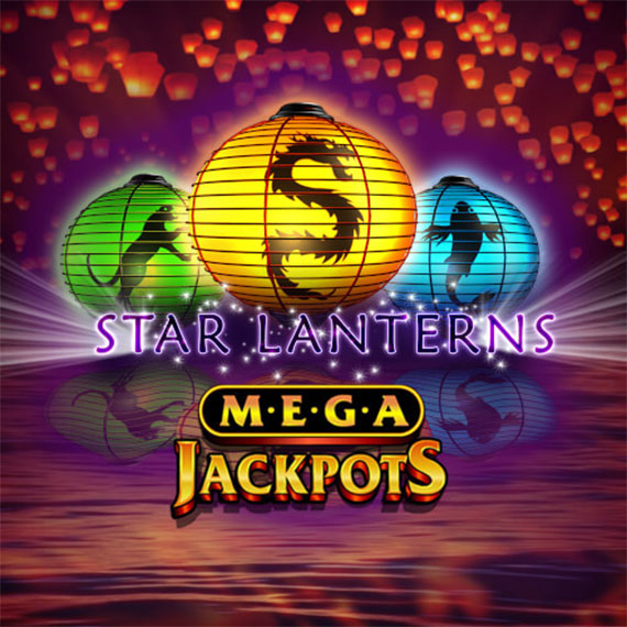 Star Lanterns (Mega Jackpots) by IGT Logo