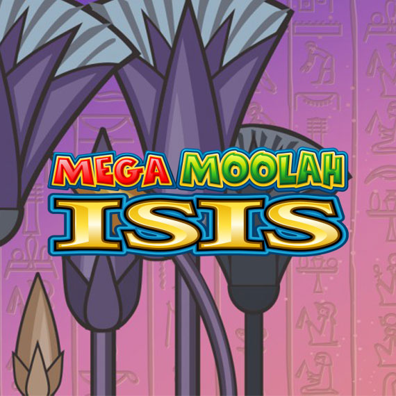 Isis by MicroGaming Logo