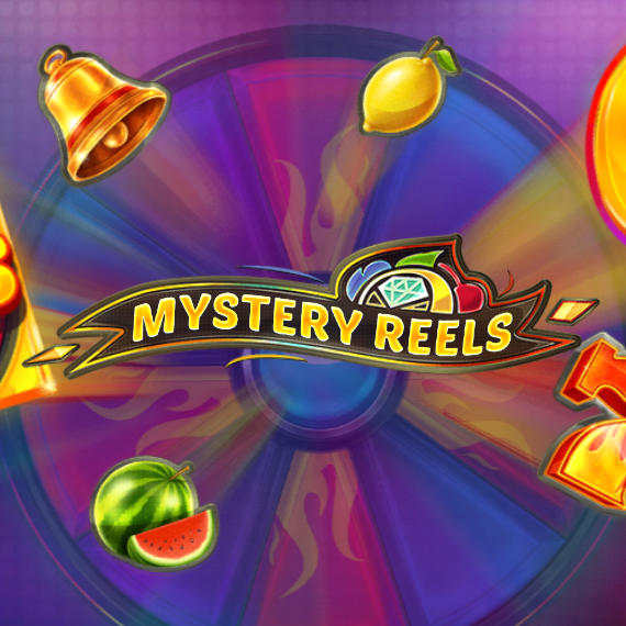 Mystery Reels by Red Tiger Logo