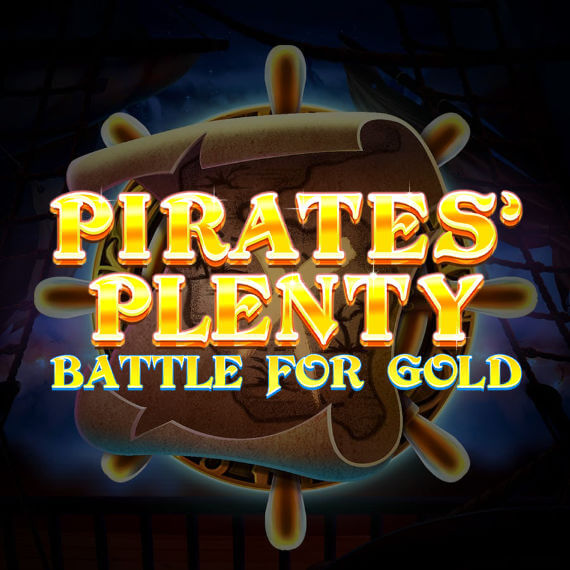 Pirates' Plenty - Battle for Gold by Red Tiger Logo