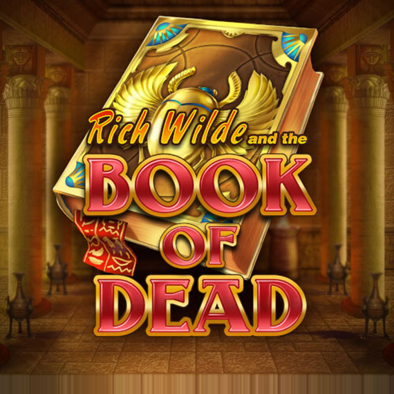 Book of Dead by Play 'n Go Logo
