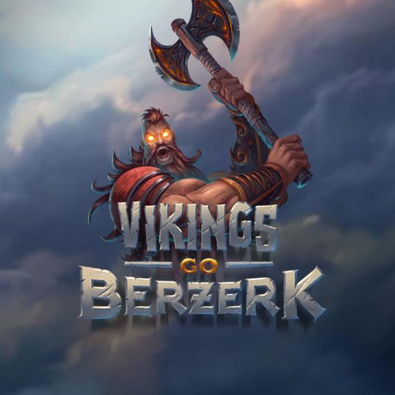 Vikings Go Berzerk by Yggdrasil Logo