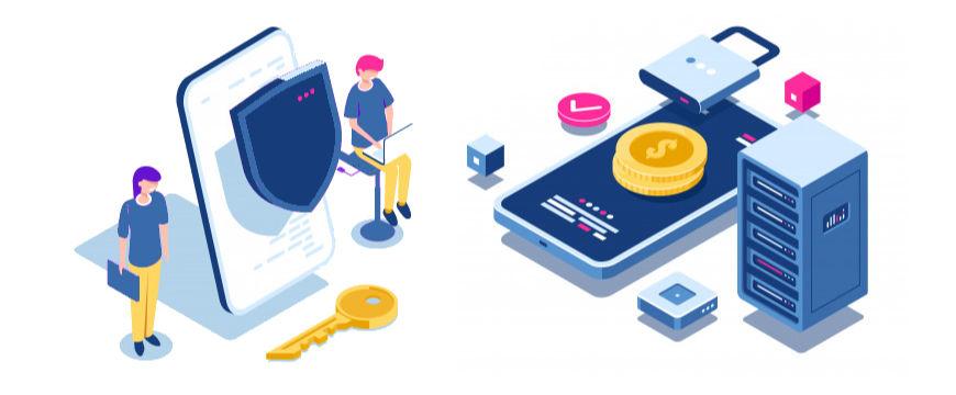 Digital Wallet & Online Security Image