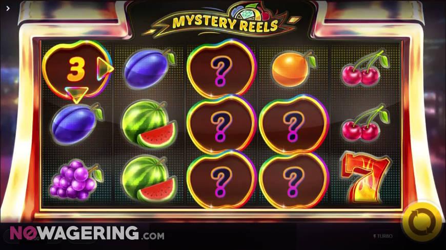 Mystery Reels Online Slot