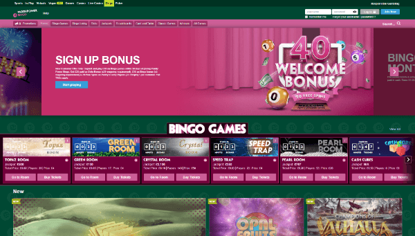 Paddy Power Desktop Screenshot 5