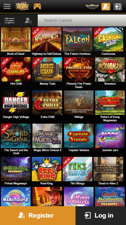 Videoslots Mobile Video Slots