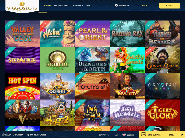 Viggoslots Desktop - Casino Games