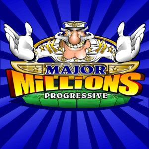 Mega Millions progressive jackpot slot