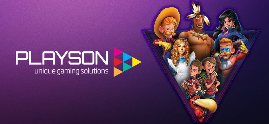 Playson games arrive on 4starsgames