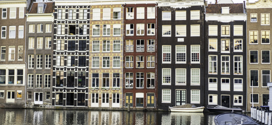 Win a trip to Amsterdam with PlayOJO - Banner