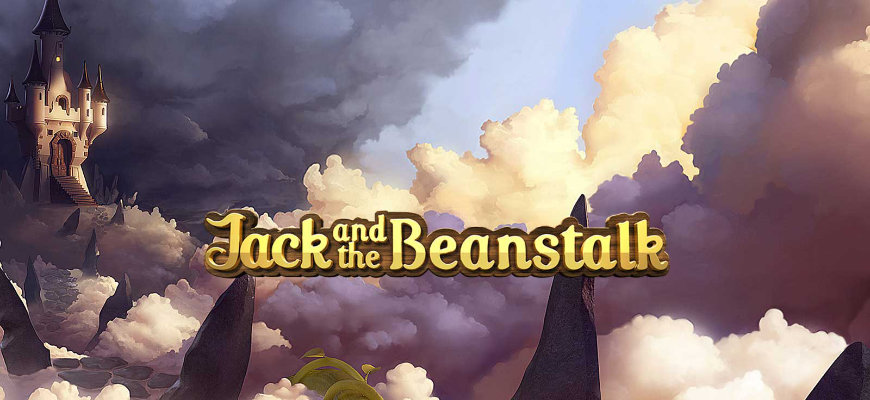 NetEnt slot game jack and the Beanstalk