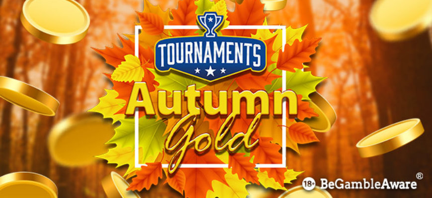 Everyone's a winner in BGO's Autumn Gold promotion - Banner