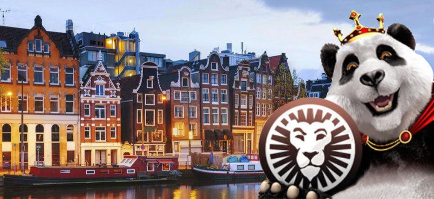Dutch regulators hand LeoVegas and Royal Panda fines - Banner