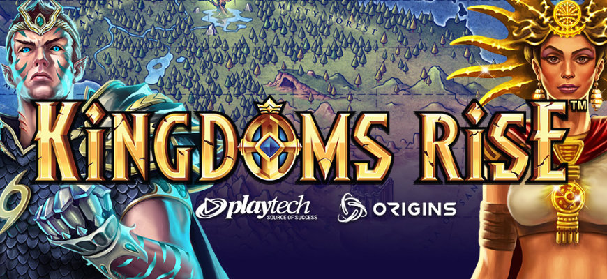Kingdoms-Rise-online-slot-by-playtech-hero