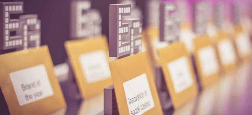 Mr Q wins Rising Star award at EGR operator Awards - Banner