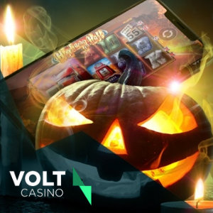 Volt Casino Halloween Bonanza promotion