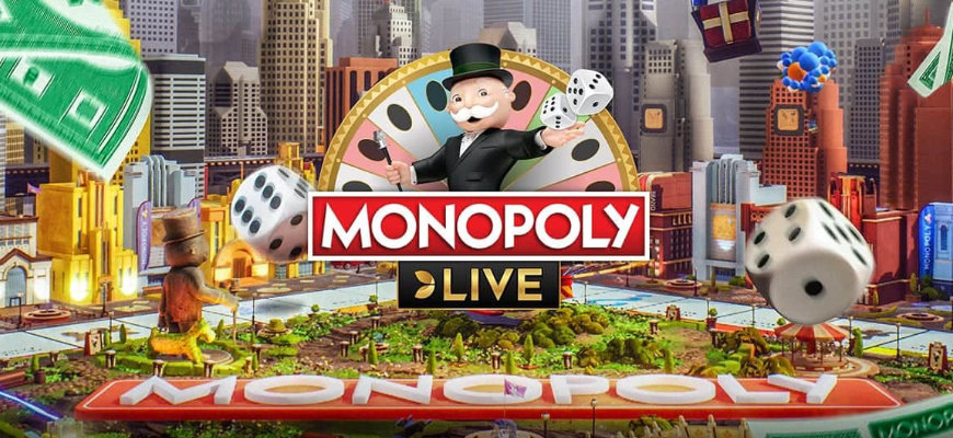How to play Monopoly Live - Banner