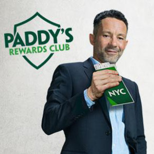 Win a NYE trip to New York with Paddy Power