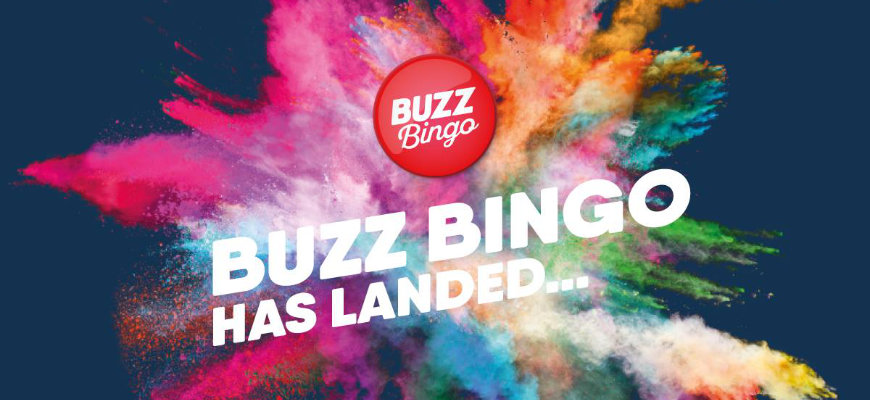 Buzz Bingo hero image