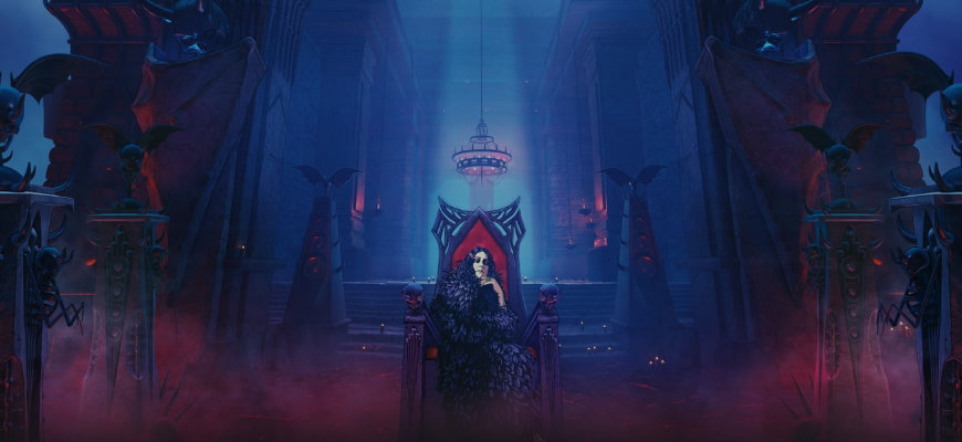 Prince of Darkness Ozzy Osbourne immortalised in NetEnt slot game - Banner