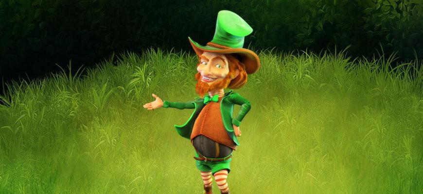Wazdan's Larry the Leprechaun named Game of the Year at Malta Gaming Awards - Banner
