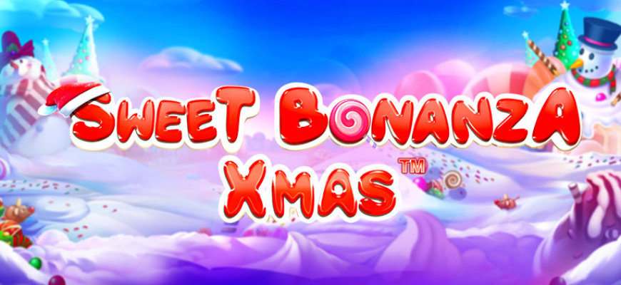 Festive releases continue as Pragmatic Play introduces Sweet Bonanza Xmas - Banner