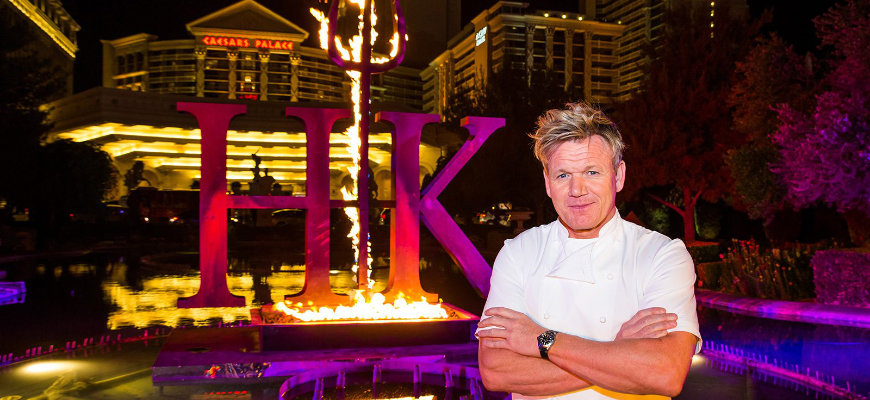 Celebrity Chef Gordon Ramsay set to launch online slot with NetEnt - Banner