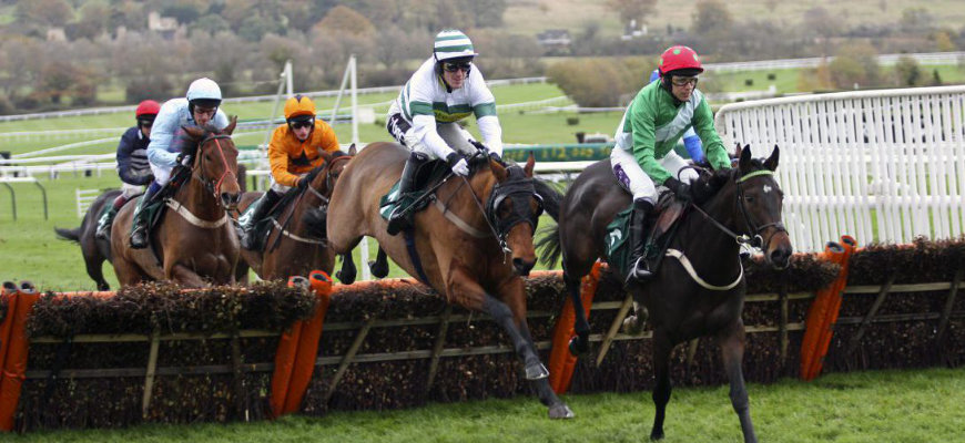Win a trip to Cheltenham Festival with Party Casino - Banner