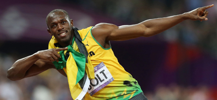 Ganapati and Usain Bolt team up to release new slot game - Banner
