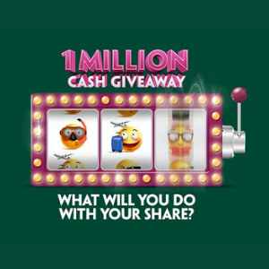 Paddy Power Games 1million prize draw