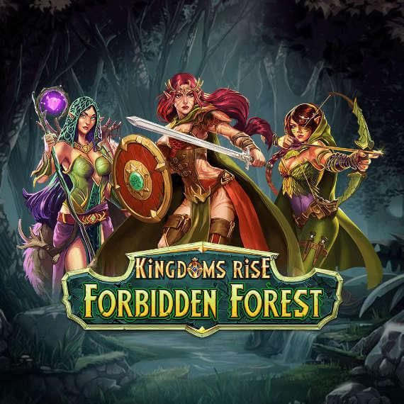 Kingdoms Rise - Forbidden Forest